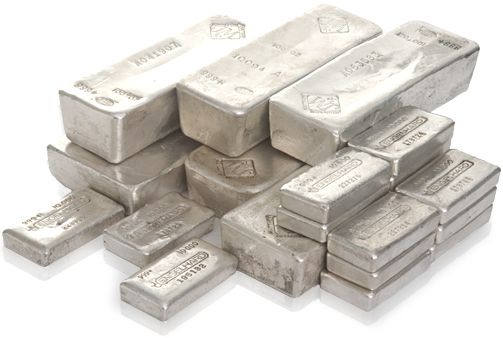 silver bullion prices