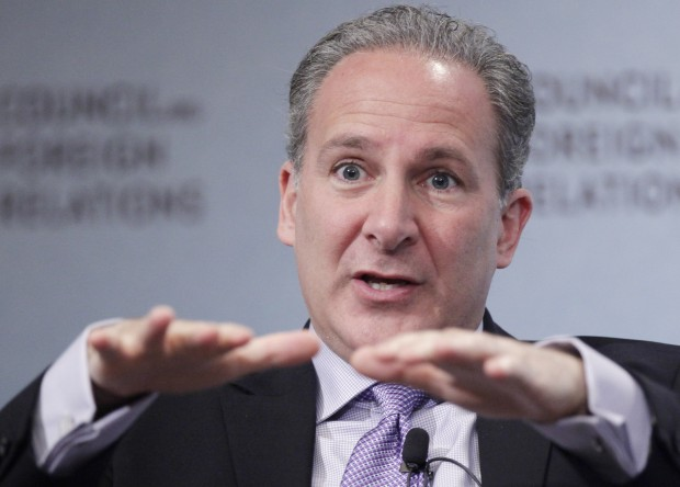 Peter Schiff economic collapse